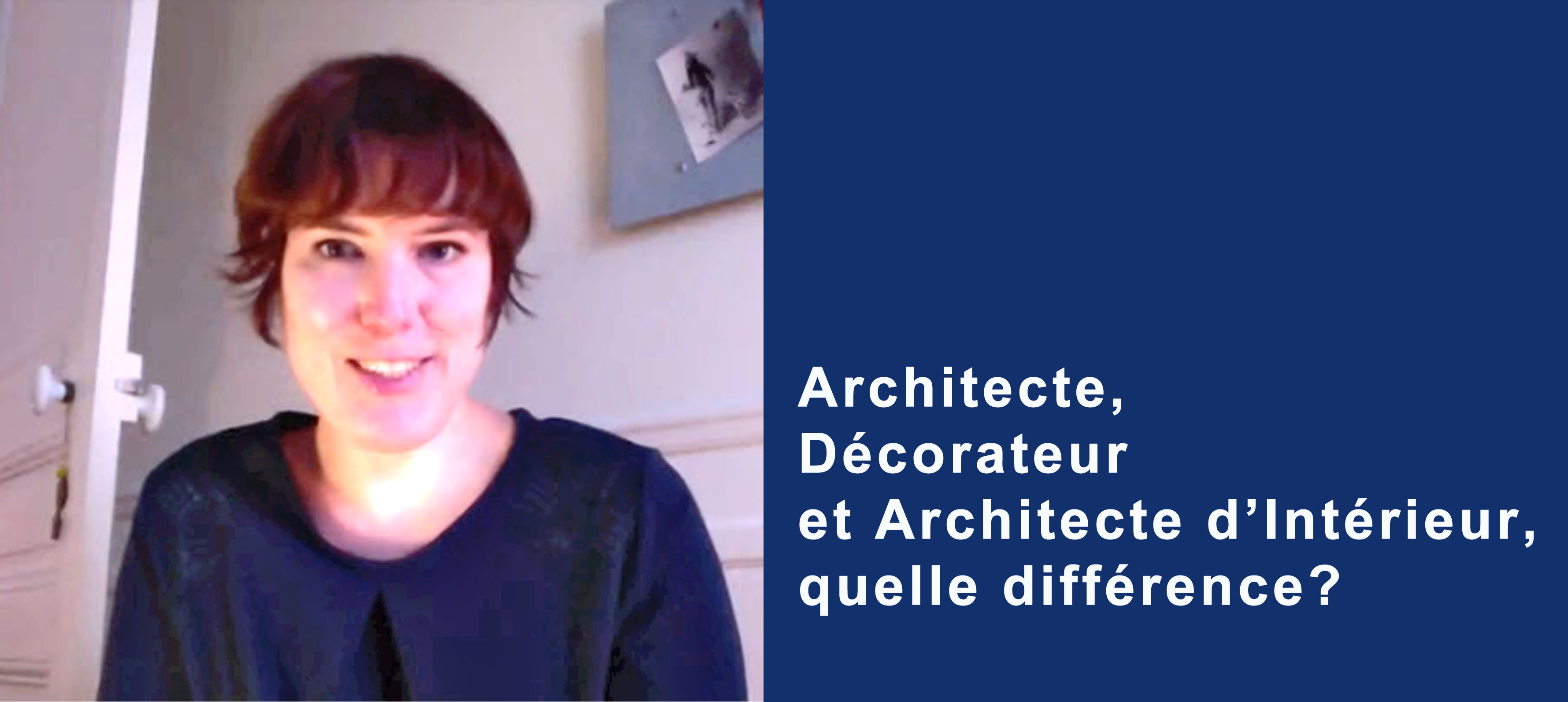 Difference Entre Decorateur Et Architecte D Interieur