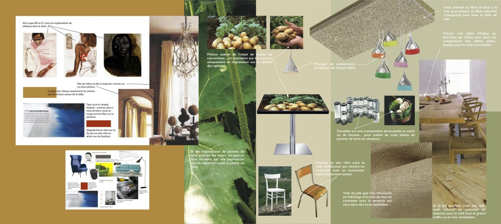 les planches tendance en architecture int rieure. Black Bedroom Furniture Sets. Home Design Ideas