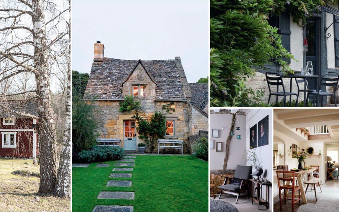 Inspiration : une maison à la campagne