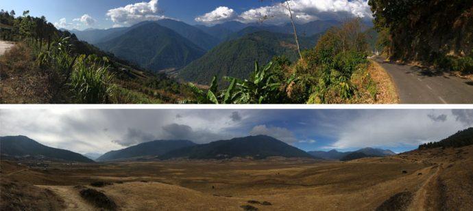 Mon voyage au Bhoutan ou faire d'un rêve une réalité