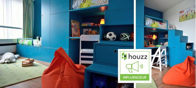 oz by cath s lectionn par houzz parmi les 10 chambres d 39 enfants les plus populaires en 2016. Black Bedroom Furniture Sets. Home Design Ideas
