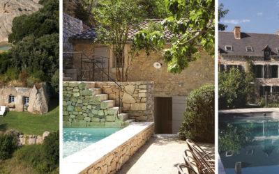 3 exemples de maisons en pierre de caractère qui donnent envie de tout quitter!