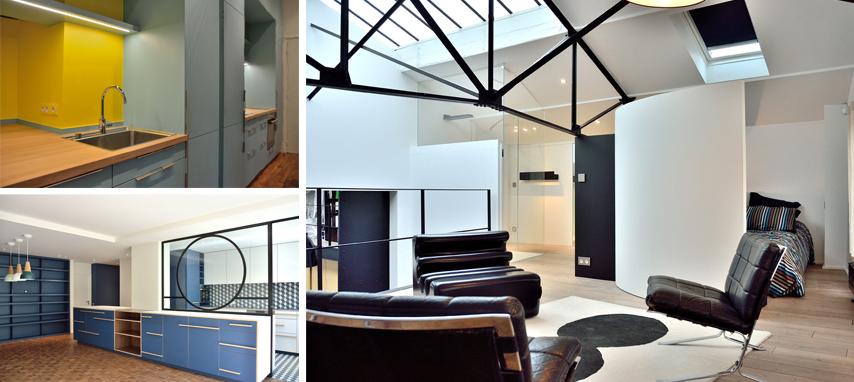 Top 3 : Mes projets d'aménagement intérieur favoris en images