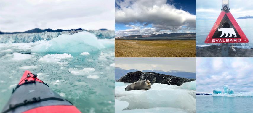 Voyage en Arctique : Spitzberg un lieu hors du temps!