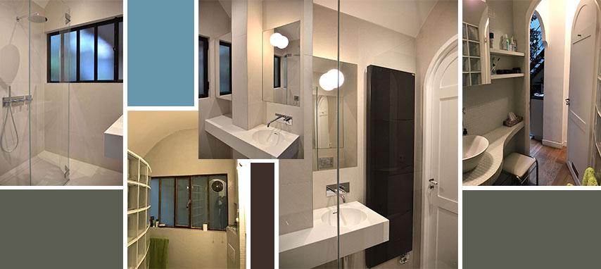Avant-après : Petite salle d'eau deviendra grande … ou presque !