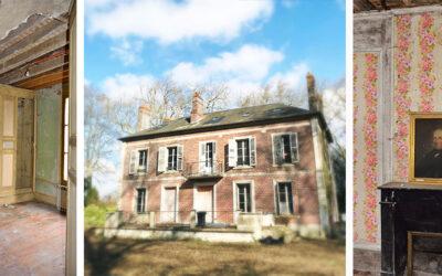 Avant-après : rénovation complète d'une maison de maître dans l'Oise – 1/5