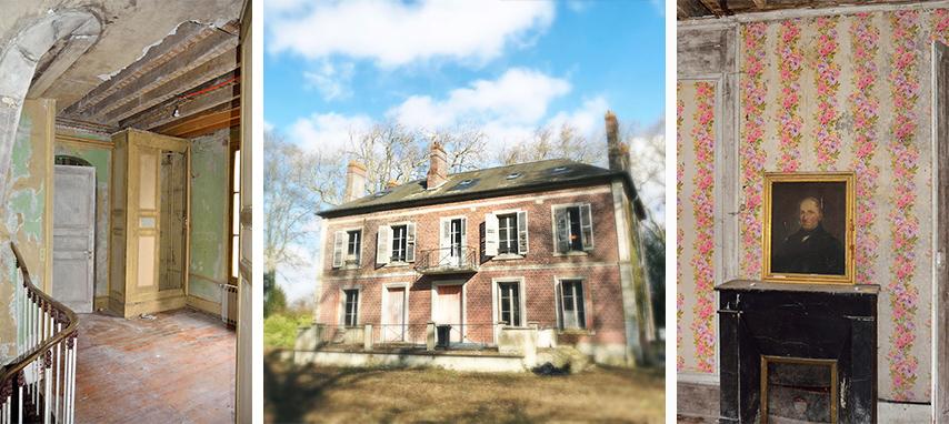 Retour à l'époque des maisons de maître : une rénovation complète