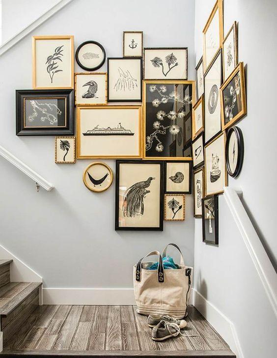Animer un angle avec des tableaux ou cadres