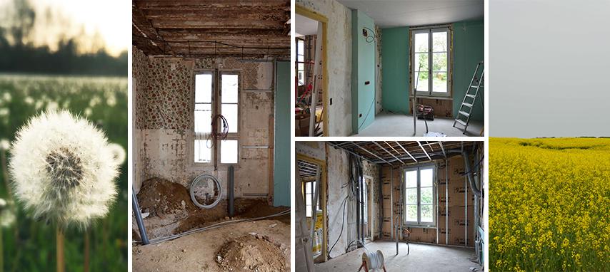Avant-après : rénovation complète d'une maison de maître dans l'Oise – 3/5