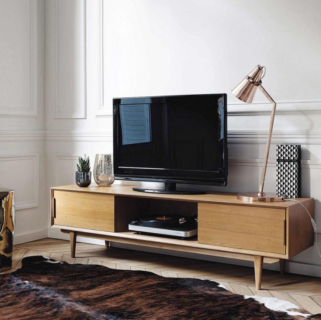 Quelle Hauteur Meuble Tv quelle place pour la télévision dans son aménagement intérieur?