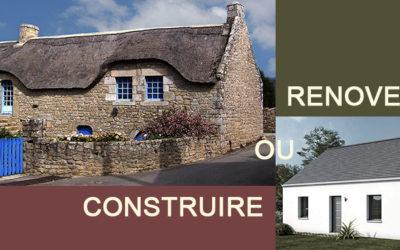 Construire ou rénover en milieu rural?