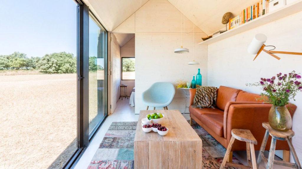 Petite maison par l'agence Ábaton série ÁPH80