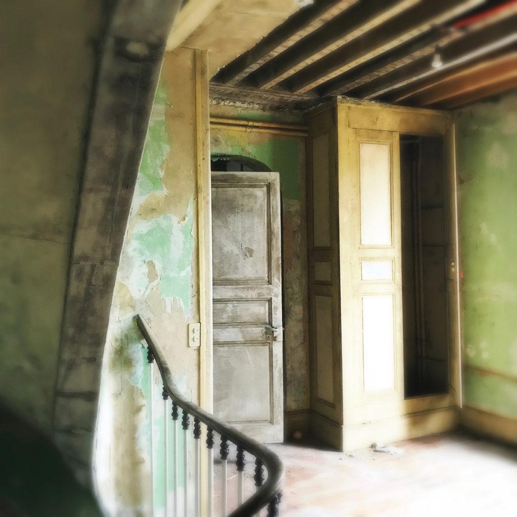 Projet de réaménagement d'une maison de maître en Picardie, Agence Oz by cath, architecture d'intérieur