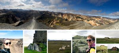 L'Islande, terre sauvage et lunaire
