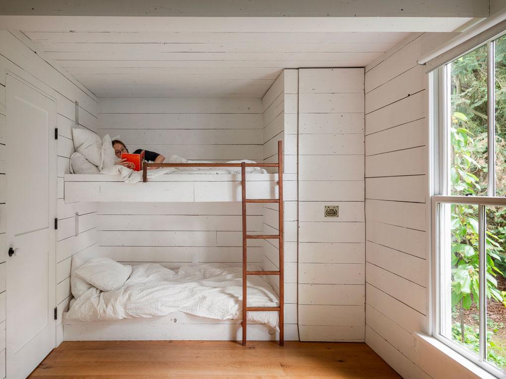 Petite maison repensée par Jessica Helgerson - Article Oz by cath