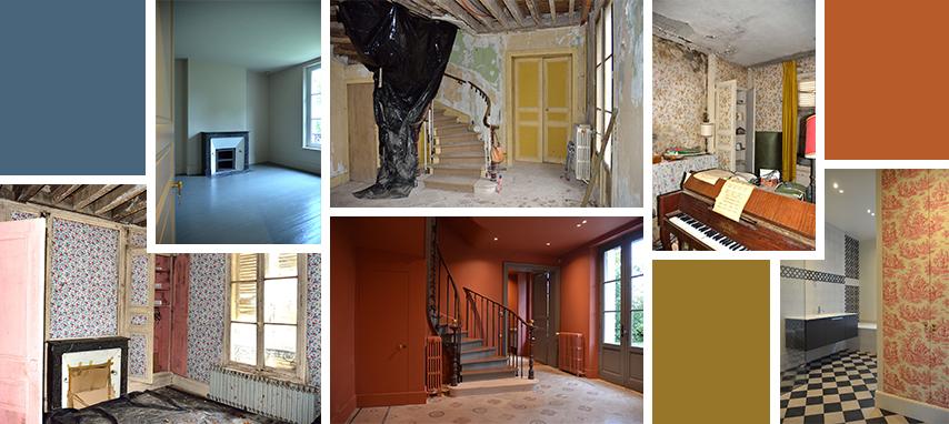 Avant-après : rénovation complète d'une maison de maître dans l'Oise – 5/5