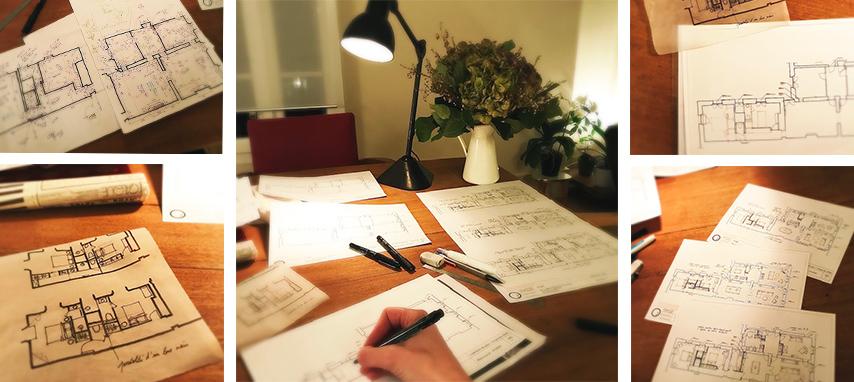 Esquisses : le dessin à la main pour libérer le champ des possibles